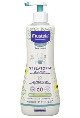 Mustela Stelatopıa Gel Lavanta Cleansıng Gel 500 ml