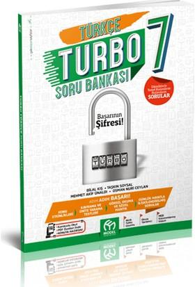Model Yayınları 7. Sınıf Türkçe Turbo Soru Bankası