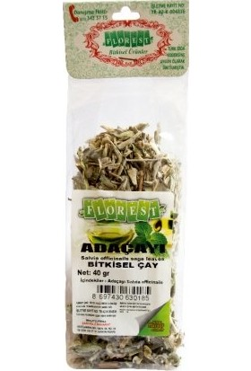 Bitkisel Ada Çayı 40 gr