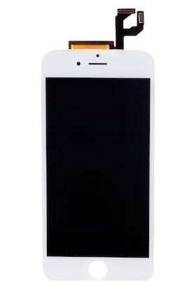 Electrozen Apple iPhone 6s LCD Dokunmatik Ekran Beyaz