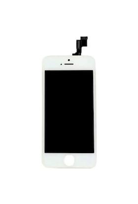Electrozen Apple iPhone Se LCD Dokunmatik Ekran Beyaz