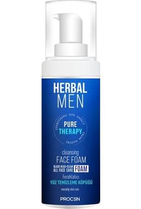 Procsın MEN Pure Therapy Yüz Temizleme Köpüğü 150 ml