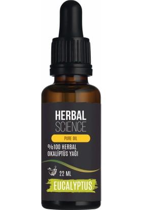 Herbal Scıence Okaliptüs Bakım Yağı 22 ml