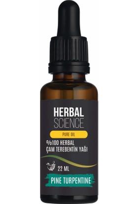 Herbal Scıence Çam Terebentin Bakım Yağı 22 ml