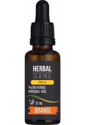 Herbal Scıence Portakal Bakım Yağı 22 ml