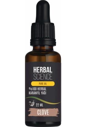 Herbal Scıence Karanfil Bakım Yağı 22 ml