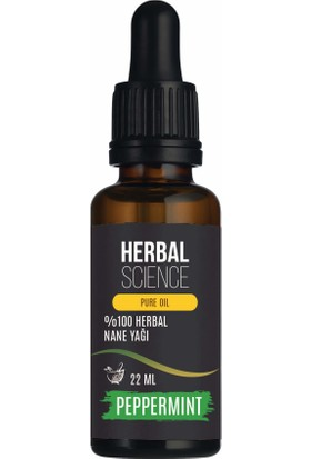 Herbal Scıence Nane Bakım Yağı 22 ml