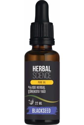 Herbal Scıence Çörekotu Bakım Yağı 22 ml