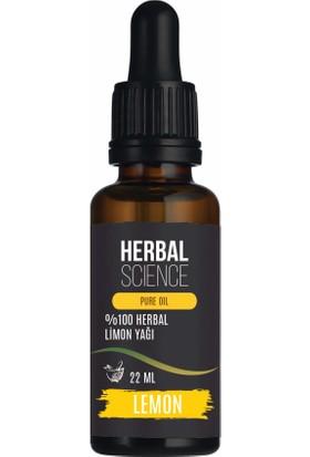 Herbal Scıence Limon Bakım Yağı 22 ml