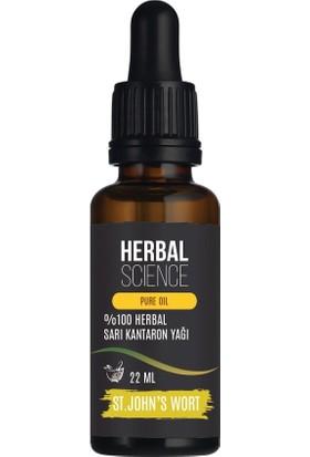Herbal Scıence Sarı Kantaron Yağı 22 ml