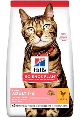 Hills Science Plan Tavuklu Yetişkin Kedi Maması 1,5 kg