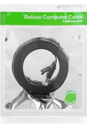 Ugreen CAT6 Flat Ethernet Kablosu 2 mt
