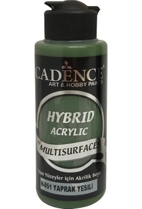 Cadence Yaprak Yeşil Hybrid (Hibrit) Multisurface Boya 120 ml