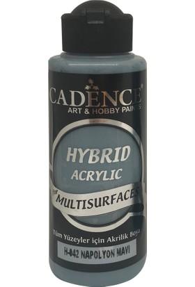 Cadence Napolyon Mavi Hybrid (Hibrit) Multisurface Boya 120 ml