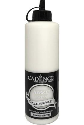Cadence Antik Beyaz - Hybrid (Hibrit) Multisurface Boya 500 ml