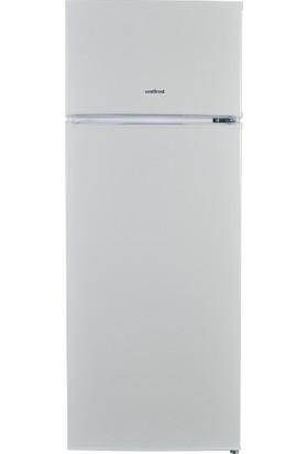 Vestfrost VF 1268 A+ 300 lt Statik Buzdolabı