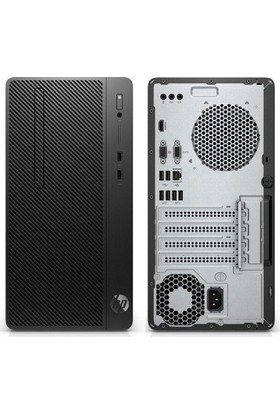 HP 290 G2 Intel Pentium G5500 4GB 500GB Freedos MasaüstüBilgisayar 7PG07ES