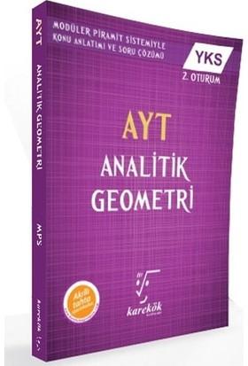 Karekök Yayınları AYT Analitik Geometri Konu Kitabı