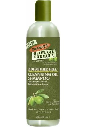 Palmers Olive Oil Cleansing Oil Shampoo 350 ml