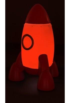 Dhink Roket Gece Lambası