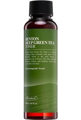 Benton Deep Green Tea Toner - Yeşil Çay Tonik