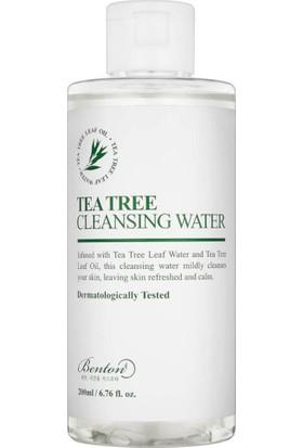 Benton Tea Tree Cleansing Water - Doğal Temizleyici - Çay Ağacı