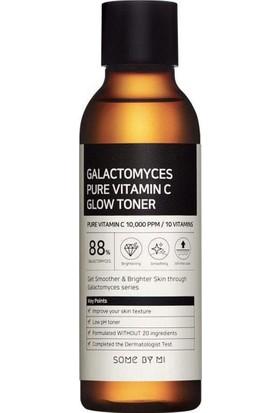 Some By Mi Galactomyces Pure Vitamin C Glow Toner - Galactomyces Mayalı Beyazlatıcı C Vitamini Toniği