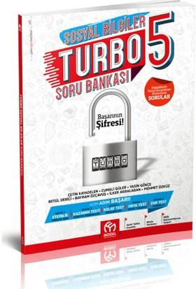 Model Eğitim Yayıncılık 5. Sınıf Sosyal Bilgiler Turbo Soru Bankası
