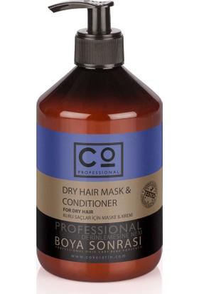 CO Professional Dry Hair Mask & Conditioner 500ml * Kuru Saçlar İçin Bakım Kremi