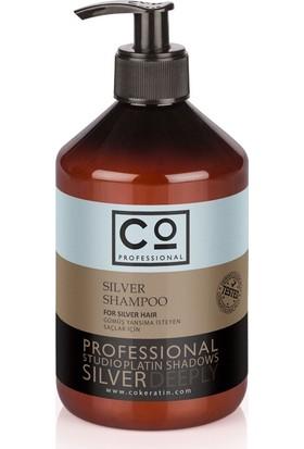 CO Professional Silver Şampuan 500ml * Gümüş ve Platin Saçlar İçin