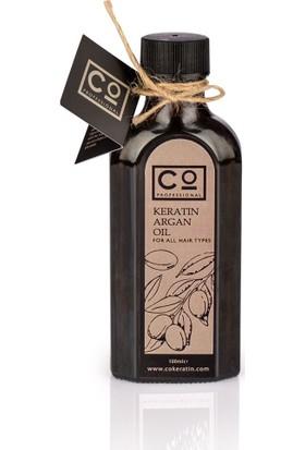 CO Professional Keratin & Argan Oil 100ml