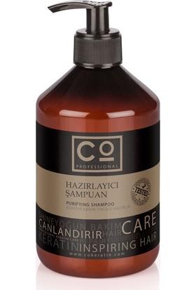 CO Professional 8,9 pH Şampuan 500ml * Hazırlık Şampuanı