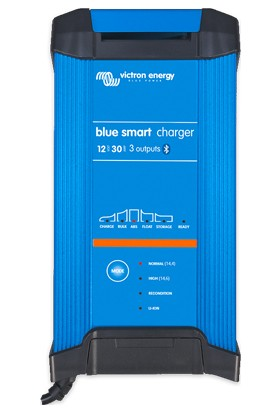 Victron Blue Smart IP65 Charger 12/7 + Dc Connector