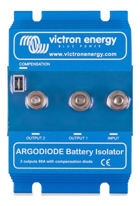 Victron Argodiode 120-2AC 2 Batteries 120A