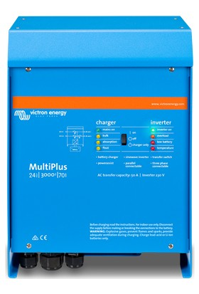Victron Multiplus Compact 24/2000/50-30