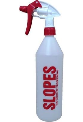 Slopes Kimyasala Dayanıklı Sprey Şişe 1 lt