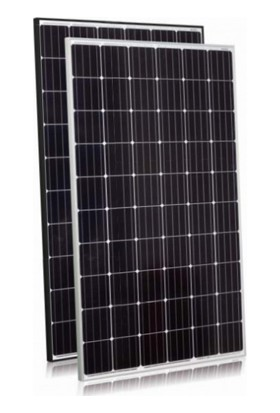Bhet 300 Watt Mono-Kristal 5 Busbarlı Güneş Paneli
