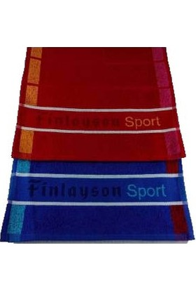 Bol Ticaret Tekstil Spor Havlusu Pamuk 30X120 cm