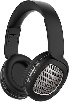 Snopy SN-BT55 Dıamond Tf Kart Özellikli Bluetooth Kulaklık - Siyah