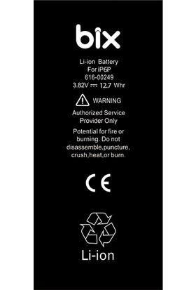 Bix Apple iPhone 6 Plus Için 3325mAh Batarya Pil