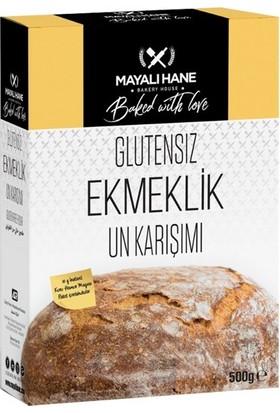 Mayalı Hane Glutensiz Ekmeklik Un Karışımı 500 gr