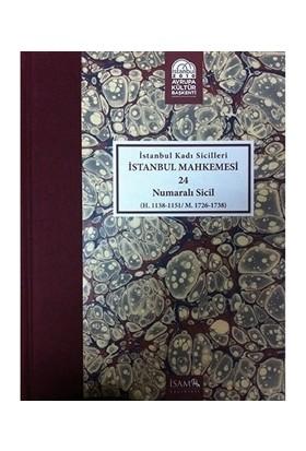 İstanbul Kadı Sicilleri - İstanbul Mahkemesi 24 Numaralı Sicil Cilt 21