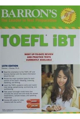 Barron's TOEFL IBT With Audio Cds