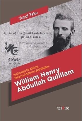 William Henry Abdullah Quilliam