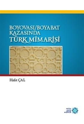 Boyovası-Boyabat Kazasında Türk Mimarisi
