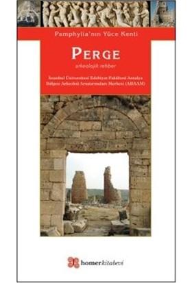 Pamphylia'nın Yüce Kenti Perge