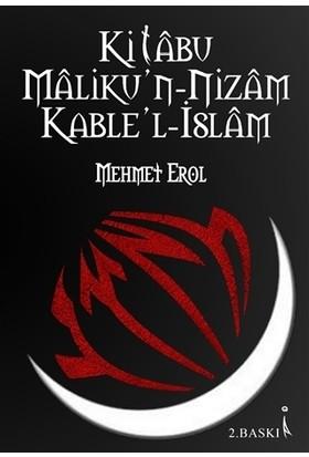 Kitabu Maliku'n-Nizam Kable'l-İslam