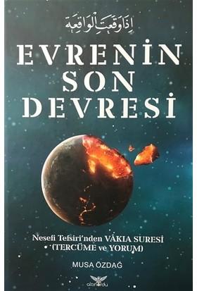 Evrenin Son Devresi (2 Cilt Takım)