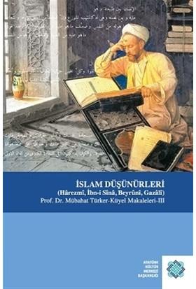 İslam Düşünürleri