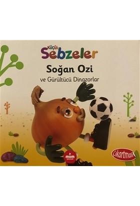 Soğan Ozi ve Gürültücü Dinazorlar - Küçük Sebzeler